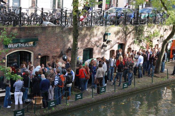 Uitfeest | Het Werftheater te Utrecht