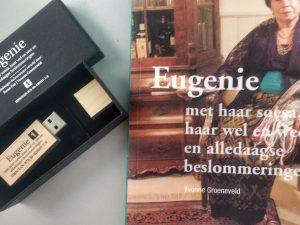 Eugenie met haar .. boek 1 met usb